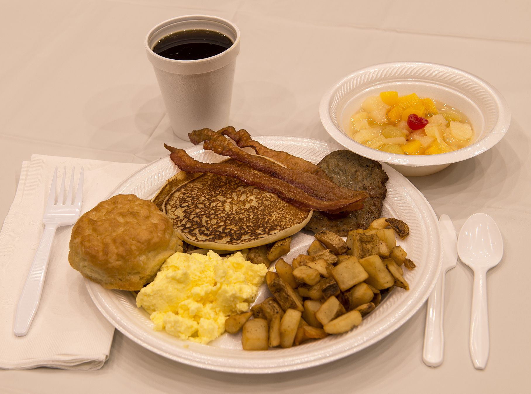 MOHF Pancake Breakfast Meal