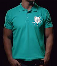 the MOHF teal shirt