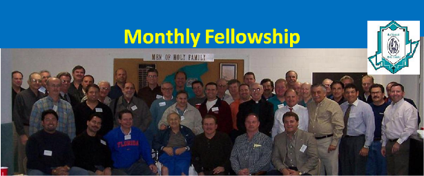 Monthly Business Dinner Meeting for the Men of Holy Family