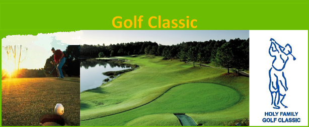 Holy Family Golf Classic